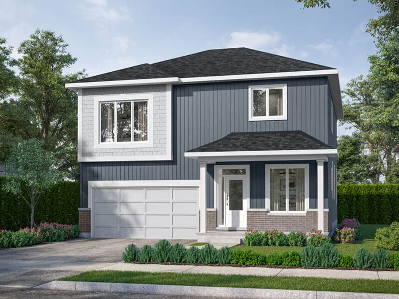 two-storey-singles Homes - eQuinelle