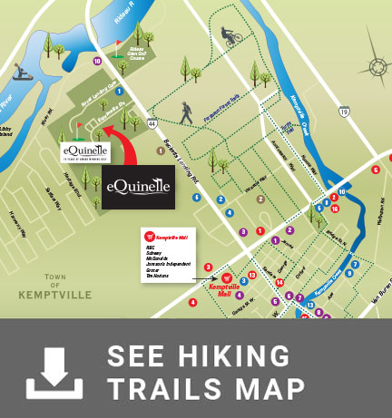 See Hiking Trails Map
