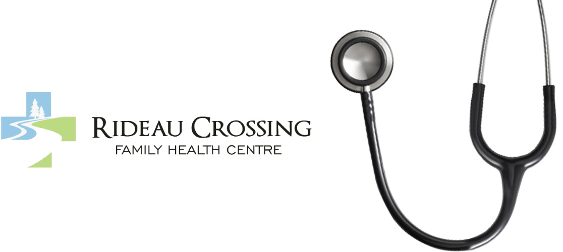 Rideau Crossing Health Centre Logo